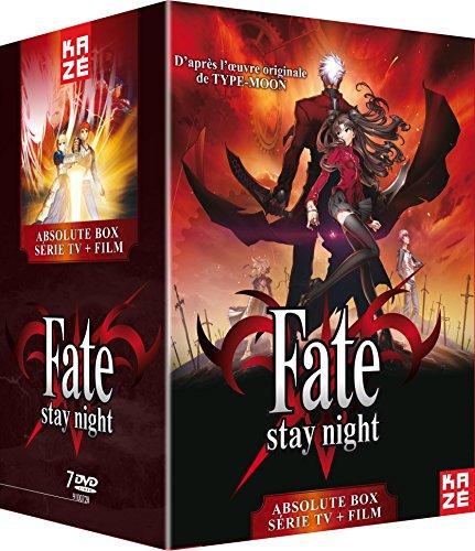 Fate Stay Night [ Unlimited Blade Works ] コンプリートDVD-BOX (テレビアニメ+劇場版)(inport版)