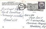 Kill Devil Hills North Carolina Wright Brothers Memorial Vintage Postcard J51601