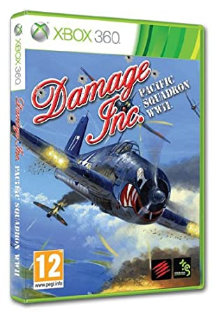 Damage Inc., Pacific Squadron WWII (Xbox 360)