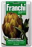 【FRANCHI社種子】【21/2】アーティチョーク・violetto precoce