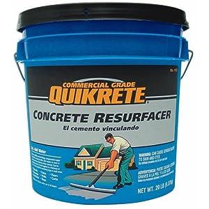 Quikrete Concrete Resurfacer, 20 Lb