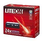 ライトオン 内蔵型 Windows 8 対応 DVDドライブ IHAS324-17