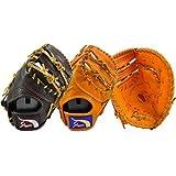 久保田スラッガー 少年軟式 野球用 ファーストミット JFMP 一塁手用 右投用 オレンジ