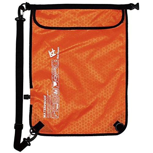 リーフツアラー 防水バック 多機能防水バック RA0303 アネモネオレンジ
