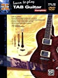 echange, troc Alfred's Max Tab Guitar Complete [Import USA Zone 1]