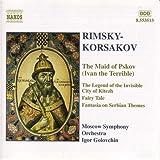 Maid of Pskov / Fairy Tale (Skazka) / Fantasia