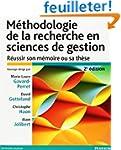 M�thodologie de la recherche en scien...