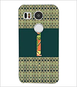 PrintDhaba GRANDbet I D-5708 Back Case Cover for LG NEXUS 5X (Multi-Coloured)