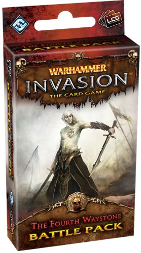 WarhammerInvasion LCG: The Fourth Waystone Battle Pack