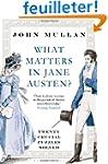 What Matters in Jane Austen?: Twenty...
