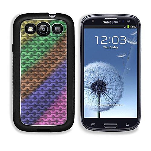 Luxlady Premium Samsung Galaxy S3 Aluminium Snap Case