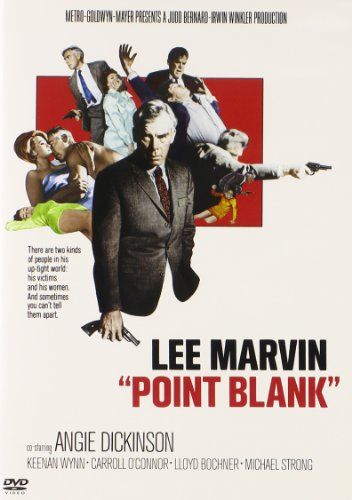 Point Blank [DVD] [Region 1] [US Import] [NTSC]