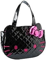 Hello Kitty Santb0210 Shoulder Bag,Black,One Size
