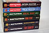 img - for Battletech Series 6-Book Collection: Natural Selection; Way of the Clan; Ideal War; Main Event; Far Country; Blood of Heroes book / textbook / text book