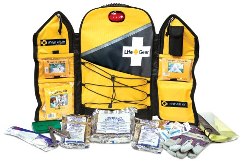 Life Gear Wings of Life Emergency Survival Kit