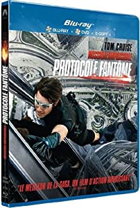 Mission : Impossible - Protocole fantôme [Combo Blu-ray + DVD + Copie digitale]