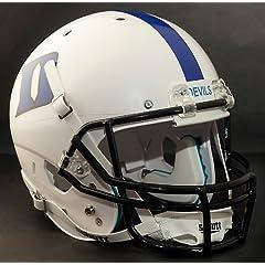 DUKE BLUE DEVILS 2004-2007 Schutt AiR XP Gameday REPLICA Football Helmet by ON-FIELD