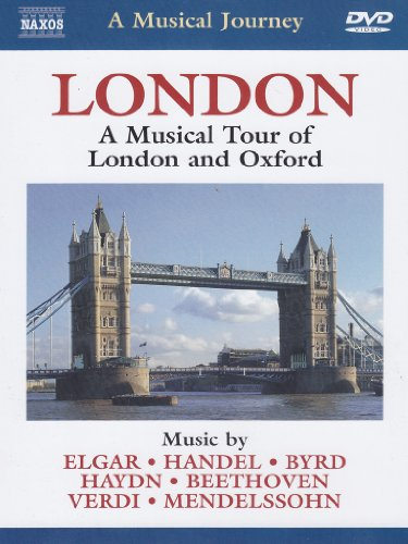 A Musical Journey - London And Oxford [DVD] [2004]