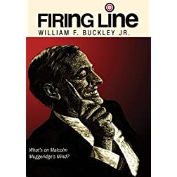 "Firing Line with William F. Buckley Jr. ""What's on Malcolm Muggeridge's Mind?"""