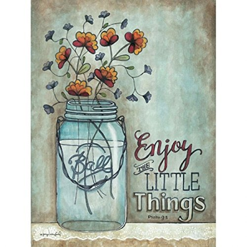 enjoy-the-little-things-poster-print-by-tonya-crawford-12-x-16-dalla-poster-corp