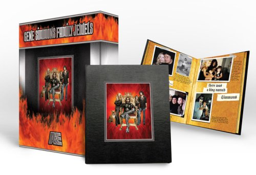Gene Simmons Family Jewels Collector's Edition DVD Set