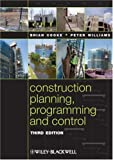 Construction planning- programming and control