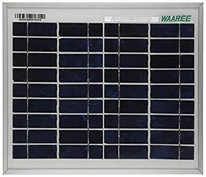 Waaree-WS-10-10W-Aluminum-Solar-Panel