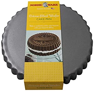 Nordic Ware Pro Form Creme Filled Wafer Pan