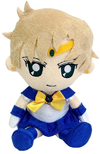 "BanDai Sailor Moon Series 2 Uranus Plush Doll, 7"""