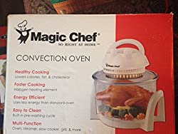 Magic Chef HAZD057944 Convection Oven