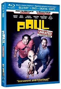 Paul [Blu-ray + DVD] (Bilingual)
