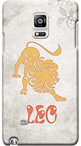 Kasemantra Leo Case For Samsung Galaxy Note 4