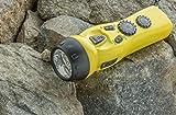SE FL3134 4-IN-1 Dynamo Emergency Radio Flashlight