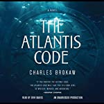 The Atlantis Code (       UNABRIDGED) by Charles Brokaw Narrated by Erik Davies