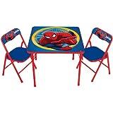 Marvel Spiderman Activity Table Set