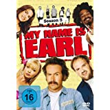 "My Name Is Earl - Season 3 [4 DVDs]von ""Jason Lee"""
