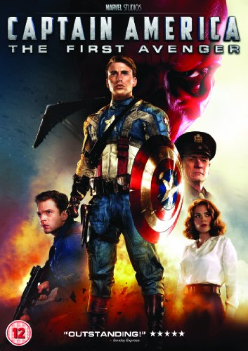 Captain America – The First Avenger [DVD]
