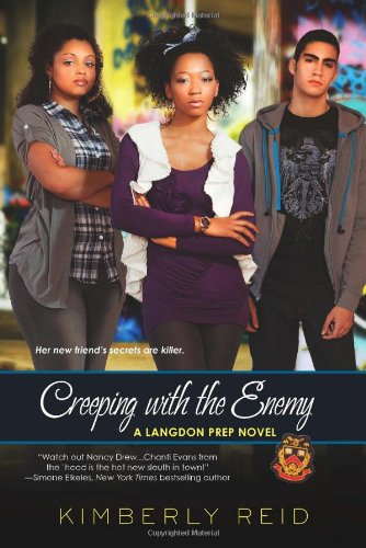 Image of Creeping with the Enemy (Langdon Prep, No. 2)