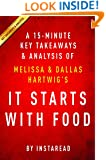 It Starts With Food: by Melissa and Dallas Hartwig | A 15-minute Key Takeaways & Analysis