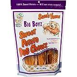 Sam's Yams Big Boyz Sweet Potato Dog Treats,  15 oz 425 grams