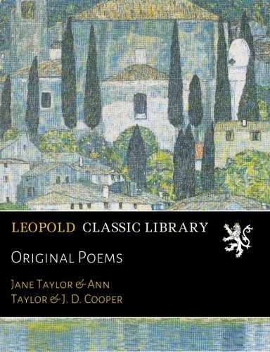 original-poems
