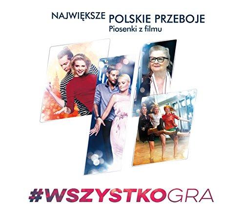 Wszystko gra. NajpiÄ™kniejsze polskie przeboje. Piosenki z filmu (digibook) [CD]