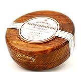 D R Harris Marlborough Shaving Soap in Mahogany Bowl (100 g)