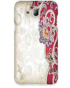 Hugo Samsung Galaxy On7 Back Cover Hard Case Printed