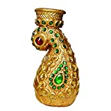 Artistique Antique Design Pasley Tea Light Holder With Beautiful Stone Work
