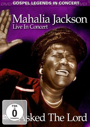 Mahalia Jackson - I Asked the Lord [With CD] [DVD]