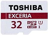 東芝 microSDHC 32GB EXCERIA 48MB/s UHS-I Class10 TOSHIBA 海外向パッケージ品 [並行輸入品]