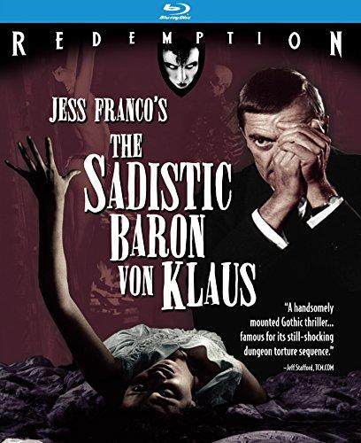 The Sadistic Baron Von Klaus [Blu-ray]