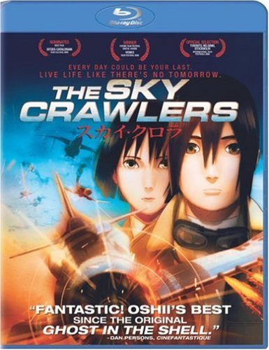 Cover art for  The Sky Crawlers [Blu-ray]