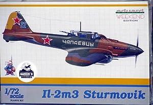 Eduard Models 1/72 IL-2M3 Weekend Edition